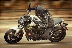 2017 Yamaha FZ-09 Hyper Naked Motorcycle