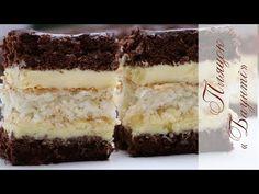 Sweet Pastries, Tiramisu, Cake Recipes, Candy, Chocolate, Baking, Ethnic Recipes, Youtube, Food