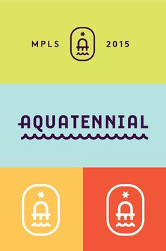 Reviewed: New Logo and Identity for Minneapolis Aquatennial by Zeus Jones