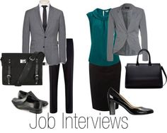 How to dress for an interview; while keeping the price down!