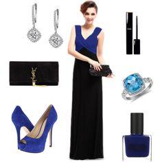 """Evening Dress, Party Dress, Ever Pretty Dress"" by caroleverpretty on Polyvore"