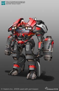 Transformers Prime: Ironhide (autobot)