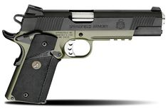 1911 MC Operator® .45ACP Springfield Armory.  I have it and love it!  I will NEVER sell or trade this gun!