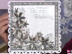 Chloes Creative Cards, Stamps By Chloe, Die Cut Cards, Xmas Cards, Flower Cards, Handmade Cards, Cardmaking, Embellishments, Card Ideas