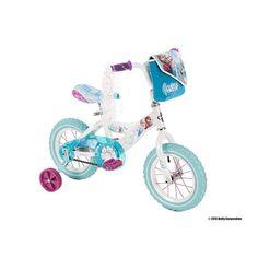Girls 12 Inch Disney Frozen Bike