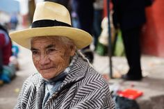 On the Street…..In the Market of Urubamba, Peru