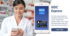 The National Drug Code Directory has launched a new app to make searching NDC codes even easier! Check it out here!