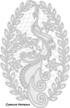 Ideas For Crochet Pillow Lace Doilies Freeform Crochet, Crochet Motif, Irish Crochet, Crochet Lace, Crochet Stitches, Doilies Crochet, Russian Crochet, Bobbin Lace Patterns, Doily Patterns