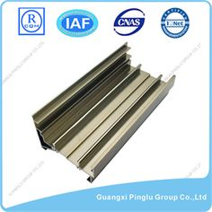 Name: T Slot Extruded Aluminum Profile,  Angle Section. http://www.pinglualuminium.com/ Brand: Pinglu. Material: Aluminum Alloy. Grade: 6000 Series. Temper: T4-T6. Surface Treatment: Electrophoresis. Certificate: ISO 9001:2008, ROHS, CE, IQNET. Color: Different Colors. Size: Same as drawings. Application: Architectural. Award: Guangxi Famous Brand. Quality Standard: GB 5237-2008. Package: Shrink Wrap. Delivery: 15-20 days after deposit.