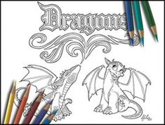 Find This Pin And More On Animaux Fantastique Dragon