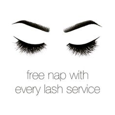 I have a warmed bed and a blanket waiting for you - and your lashes!