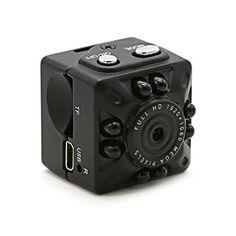 HD Mini DV Small Camera Portable Mini Video Camera with IR Night Vision & Motion Detection Security Surveillance Camera Toyota Cruiser, Small Camera, Camera Reviews, Security Surveillance, Video Camera, Fujifilm Instax Mini, Night Vision, Movie Camera