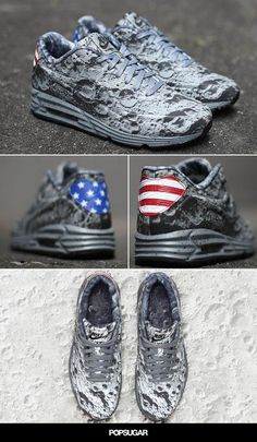 These Nike moon Air      These Nike moon Air Max Lunar90 sneakers are absolutely real.