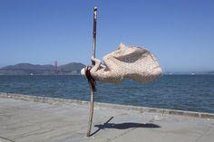 Do you dare? Pole Art, Red Beard, Ss 15, San Francisco, Posters, Model, Photography, Fashion, Ginger Beard