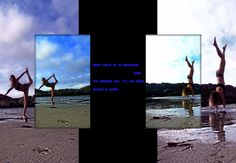 My Beach Yoga. Universal inspiration