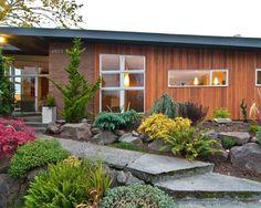 mid+century+modern+exterior | Bedroom addition? Exterior Mid Century ... | Midcentury Modern Love