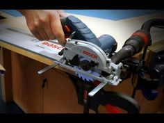 Bosch Blue Professional Power Tools - GKS 10.8V-LI Cordless Compact Circular Saw