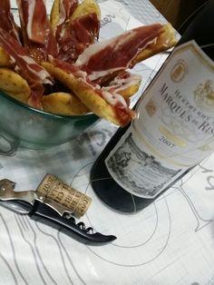 Marques de Riscal Reserva 2007. Rioja