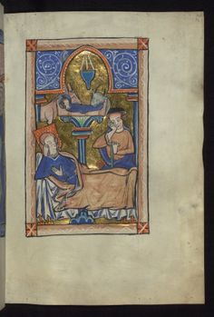 W.34, Carrow Psalter, Latin (1240 - 1260 CE, East Anglia, England)   http://www.thedigitalwalters.org/Data/WaltersManuscripts/html/W34/