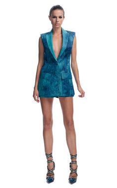 Versace  vest - <3 it !
