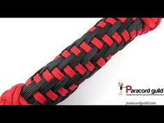 Paracord wrap using modified grafting - Paracord guild