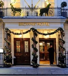 Brown's Hotel, The Mayfair & Marylebone Guide