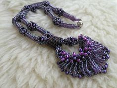 Catrina jewels: Peacock necklace (Ellad 2)