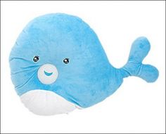 GREAT DEAL!!! Dolphin pillow speaker is just $7.78 shipped!