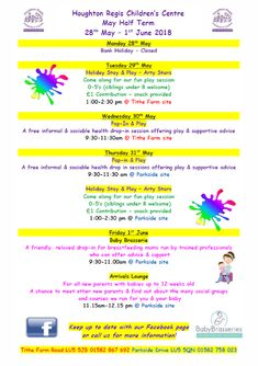 Latest Events For Houghton Regis