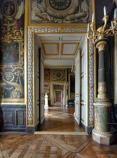 Empire Rooms, Versailles