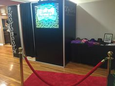 Check out our Custom Booth and our Red Carpet at Tamika's 40th Birthday Party!