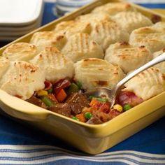 Shepherd's Pie with Mashed Parsnips {Dairy Free | Horseradish Mashed ...