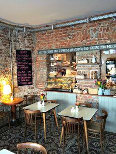 Café Rotkehlchen in Ehrenfeld. Leckeres Frühstück, leckerer Kuchen & netter Service!