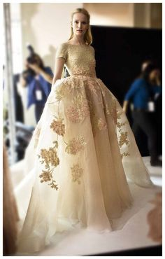 elie saab, haute couture 2014