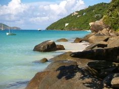 More caribbean colors to go with white (Magen's Bay, St. Thomas)
