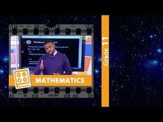 In this live Gr 11 Maths show we take a look at June Exam Questions. In this lesson we revise questions take from the June exam papers. Exam Papers, Maths, Mathematics, Mindset, Education, This Or That Questions, Learning, Live, Youtube