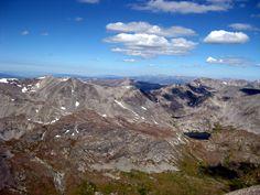 Mt Princeton CO Colorado 14er