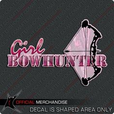 Girl Bowhunter..WANT this!