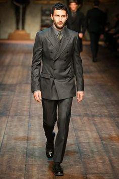 87470f05c82 Model   Noah Mills   Designer Domenico Dolce  amp  Stefano Gabbana Dolce  And Gabbana Man
