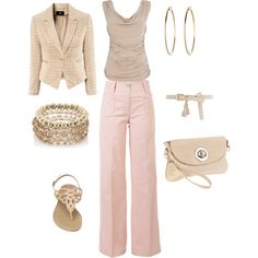 Business outfit, created by jenni1013 on Polyvore