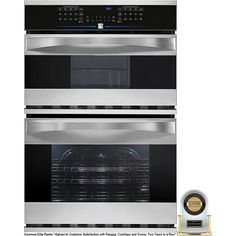 """Kenmore Elite 30"""" Electric Combination Wall Oven w/ Convection"""
