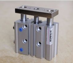 116.99$  Buy now - http://ali9lk.shopchina.info/go.php?t=32736444537 - bore size 12mm*150mm stroke SMC Type Compact Guide Pneumatic Cylinder/Air Cylinder MGPM Series 116.99$ #aliexpress