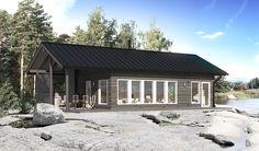 Wooden House lakeside wm 60