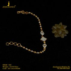 Gold 916 Premium Design Get in touch with us on Gold Bracelet Indian, Gold Bangle Bracelet, Baby Bracelet, Gold Bangles Design, Gold Jewellery Design, Gold Jewelry Simple, Jewelery, Jewellery Earrings, Jewelry Patterns