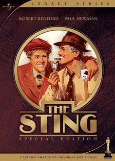 The Sting スティング ★★★3.6