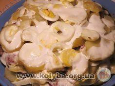 Рокот-крумплі | Страви з картоплі | Гарячі страви | Колиба - портал про Закарпаття