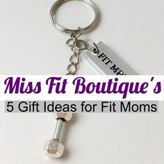 When it comes to gift guides, Fit Moms (or mothers) deserve a category of their own! What is a Fit Mom, you might ask? It's any woman who loves to stay active or fit, while also being a… Fit Moms, 5 Gifts, Stay Active, Gift Guide, Mothers, Things To Come, Posts, Personalized Items, Woman