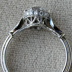 Edwardian Ring Setting / Special Order