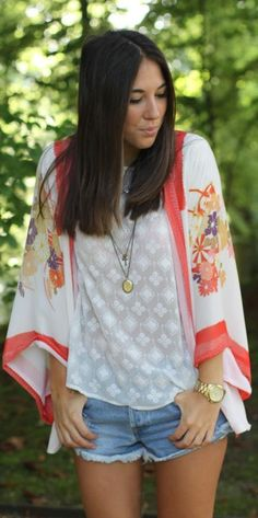 Hippie Chic For A Summer Night