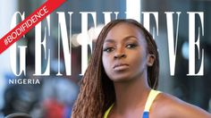 Kate Henshaw: Actress is fit & flawless for Genevieve 'Bodifidence' Nov. 2016 issue